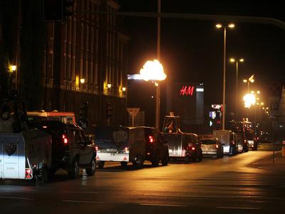 Parada baloniarzy centrum miasta 2