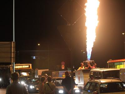 Parada baloniarzy centrum miasta 11