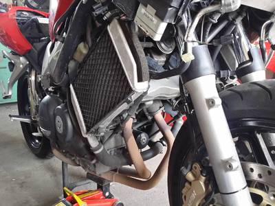 Honda - ogarnięcie przed sezonem. 3