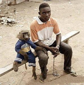 równouprawnienie mniejszości etnicznych w Afryce Środkowej.