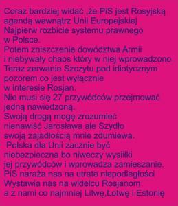 agenci Rosji w Polsce