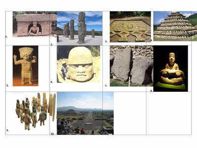 Mezoameryka zdjęcia 1