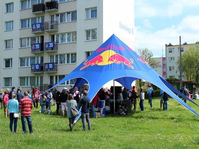 Zawody RedBulla w Olsztynie 1