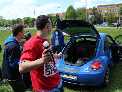Zawody RedBulla w Olsztynie 4