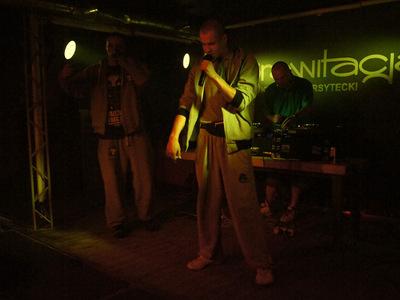 Impreza hip-hopowa w klubie Grawitacja w Olsztynie 4