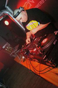 Impreza hip-hopowa w klubie Grawitacja w Olsztynie 6