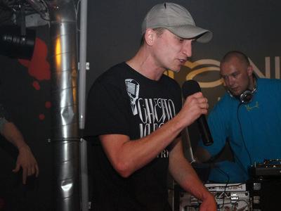 Impreza hip-hopowa w klubie Grawitacja w Olsztynie 8