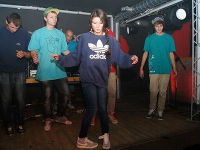 Impreza hip-hopowa w klubie Grawitacja w Olsztynie 10