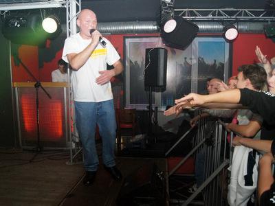 Impreza hip-hopowa w klubie Grawitacja w Olsztynie 13
