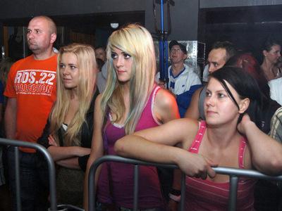Impreza hip-hopowa w klubie Grawitacja w Olsztynie 17