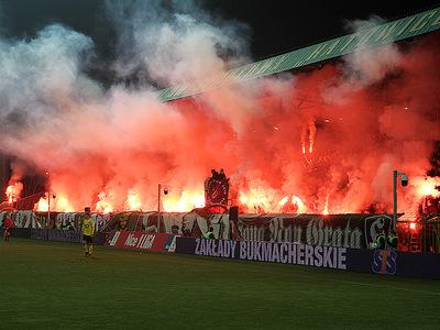 GKS Katowice - Stomil Olsztyn 16