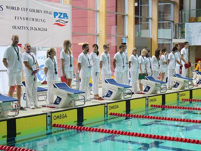 Zawody pływackie w Olsztynie 3