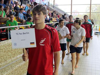 Zawody pływackie w Olsztynie 4