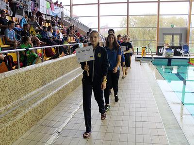 Zawody pływackie w Olsztynie 5