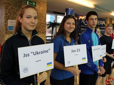 Zawody pływackie w Olsztynie 10