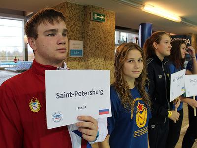 Zawody pływackie w Olsztynie 11