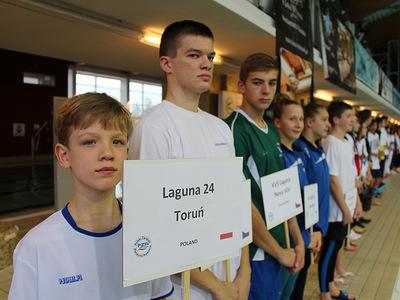 Zawody pływackie w Olsztynie 15