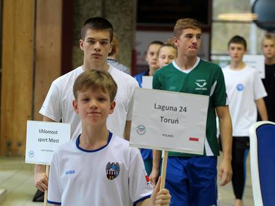 Zawody pływackie w Olsztynie 17