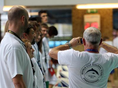 Zawody pływackie w Olsztynie 22