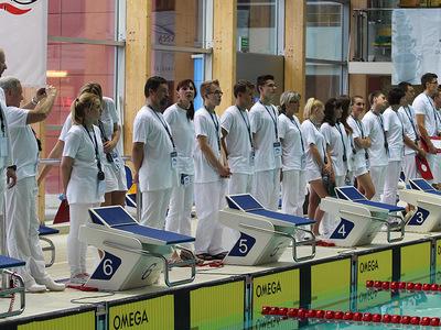 Zawody pływackie w Olsztynie 23