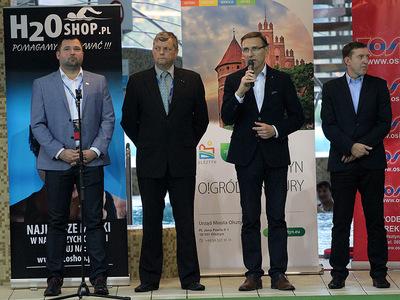 Zawody pływackie w Olsztynie 24