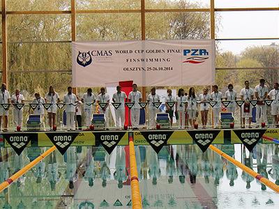 Zawody pływackie w Olsztynie 25