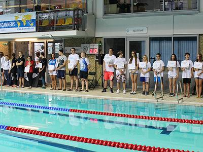 Zawody pływackie w Olsztynie 26