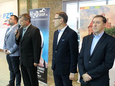 Zawody pływackie w Olsztynie 27