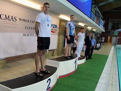 Zawody pływackie w Olsztynie 28