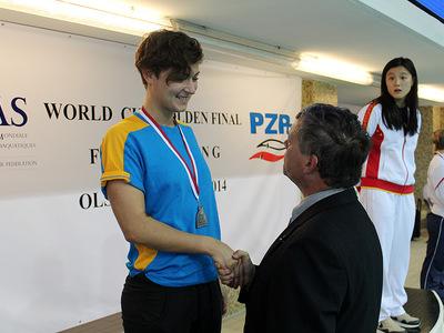 Zawody pływackie w Olsztynie 33