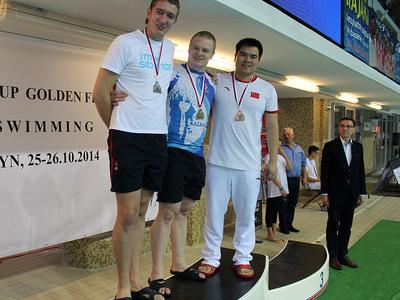 Zawody pływackie w Olsztynie 34
