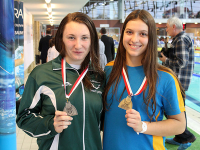 Zawody pływackie w Olsztynie 35