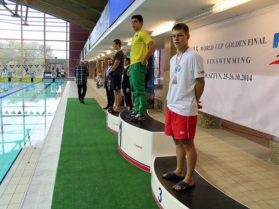 Zawody pływackie w Olsztynie 38