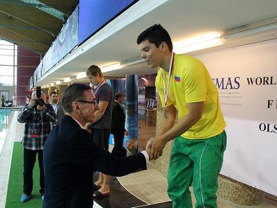 Zawody pływackie w Olsztynie 39