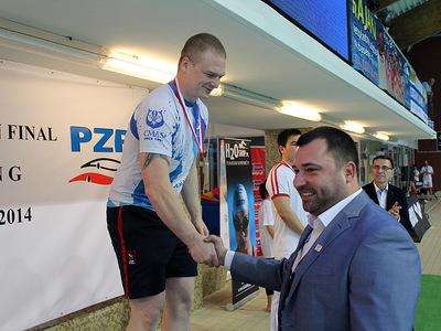 Zawody pływackie w Olsztynie 40