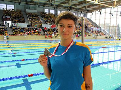 Zawody pływackie w Olsztynie 42