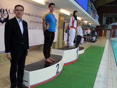 Zawody pływackie w Olsztynie 43