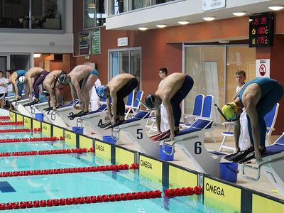 Zawody pływackie w Olsztynie 46