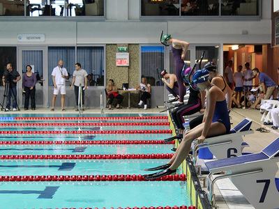 Zawody pływackie w Olsztynie 47