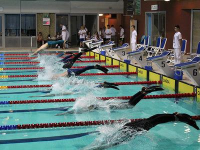 Zawody pływackie w Olsztynie 49
