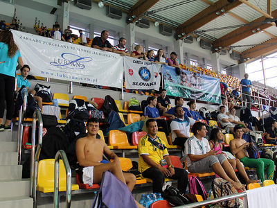 Zawody pływackie w Olsztynie 50