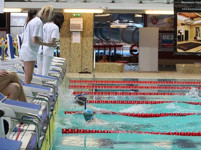 Zawody pływackie w Olsztynie 52