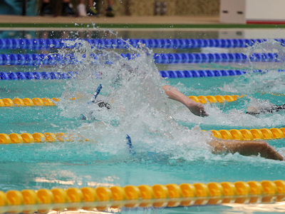 Zawody pływackie w Olsztynie 53