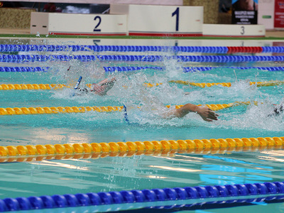 Zawody pływackie w Olsztynie 54