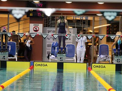 Zawody pływackie w Olsztynie 57
