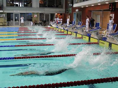 Zawody pływackie w Olsztynie 58
