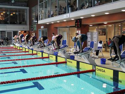 Zawody pływackie w Olsztynie 59