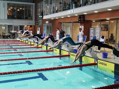 Zawody pływackie w Olsztynie 60