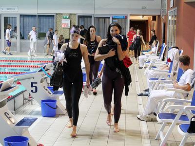 Zawody pływackie w Olsztynie 62