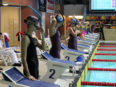 Zawody pływackie w Olsztynie 63